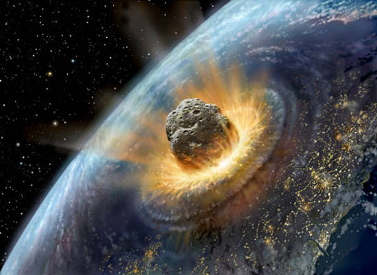 famous asteroids and comets - photo #19