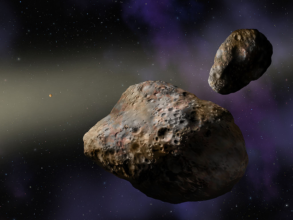 Asteroid, Comet and Meteors | Anjung Sains Makmal 3